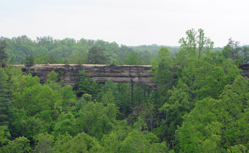 Kentucky's Natural Bridge - Natural Bridge State Park